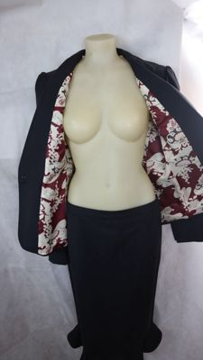 See by Chloe Paris - completo blazer con gonna