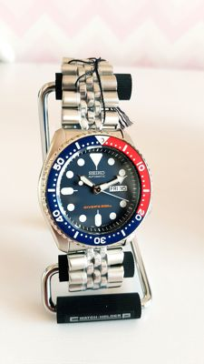 Seiko SKX009 – men's watch - March 2017