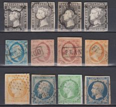 Europe 1849/1875 - Collection.