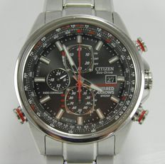 Citizen Eco Drive Red Arrows World Chronograph H800 – Men's wrist watch