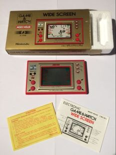 Nintendo Game and Watch Mickey Mouse MC-25