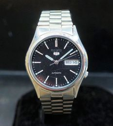 Seiko 5, men's wristwatch