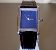 JUNGFRAU – Swiss – unisex wristwatch – silver (925/1000) – 1970s – never worn