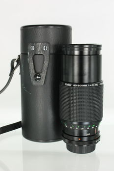 Vivitar 80-200mm f4.5 MC Zoom lens for Minolta MD