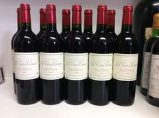 1998 Chateau La Croix Canon, Canon-Fronsac, France, 10 bottles of 0.75L