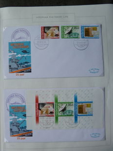 The Netherlands - Collection of special covers and various from 1981
