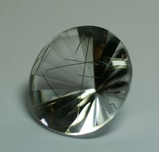 Tourmalinated Quartz - 64,58 ct - No Reserve Price