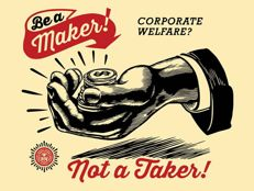Shepard Fairey (OBEY) - Corporate Welfare