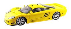 Motormax - Scale 1/12 - Saleen S7 - Yellow