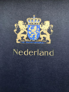 The Netherlands 1852/1960 – Collection in Davo Crystal album
