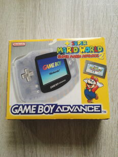 Gameboy Advance Boxed incl. Super Mario Advance 2.