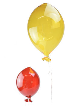 De Mio Giuliano - Pair of balloons to hang