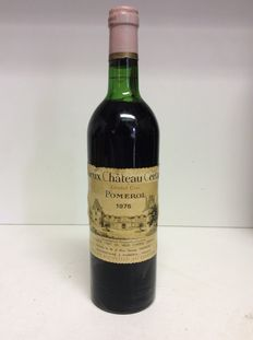 1975 Vieux Chateau Certan Grand Cru, Pomerol, France, 1 bottle 0.73 l
