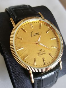 Limit - Men's wristwatch - 2017, Unworn