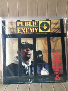 Lot of 15 Classic  Hip Hop / Rap LP Albums by  Beastie Boys , A Tribe called Quest and Public Enemy
