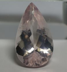 Rose Quartz - 36,27 ct