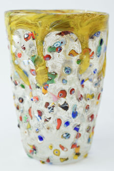Zecchin - Glass with Murrine