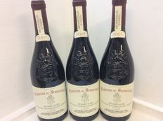 2001 Chateau de Beaucastel - 3 bottles