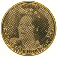 "The Netherlands – 50 Euros 2005 ""Anniversary coin"" – gold"