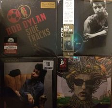 Bob Dylan ||  4 LP's || Still in sealing || 1 limited edition 3LP set || 1 limited edition coloured vinyl