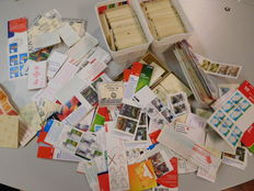 The Netherlands – Batch with over 450 stamp booklets