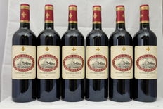 2011 Chateau Grand Barrail Lamarzelle Figeac, Saint-Emilion Grand Cru – 6 bottles (75 cl).