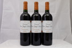 2006 Chateau Haut-Bages Liberal, Grand Cru Classe, Pauillac - 3 bottles