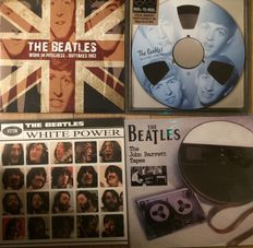 The Beatles || 4 LP's || Still in sealing || Limited Edition || Numbered LP || Coloured Vinyl || 1 2LP set