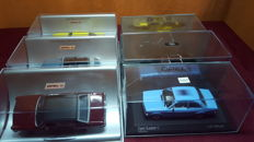 Opel Edition - Scale 1/43 - Lot with 6 models: 6 x Opels