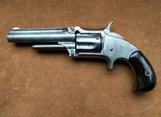 Smith & Wesson model 1 1/2 2nd issue