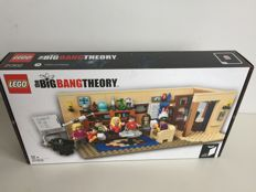 Ideas - 21302- Big Bang Theory