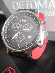 Detomaso Milano Chronograph - Men's Wristwatch - New