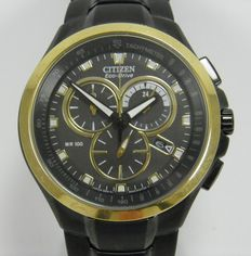 Citizen Eco Drive Chronograph H500 – Men's wrist watch