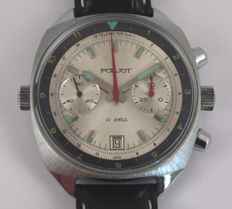 POLJOT - Chronograph - Made in USSR - Men's watch