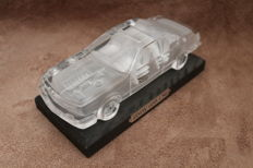 BMW 635 CSI - Magic Chrystal lead crystal model 1:24 - by Hofbauer/Nachtmann