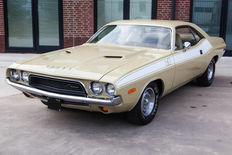 Dodge - Challenger Six Pack 450 cv - 1972