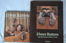 Fetish; Lot with 2 publications of Elmer Batters-1997