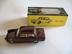 Politoys-M - 1/43 scale - Ford Cortina Mk1 Model No.507