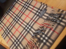 Burberry scarf - authentic