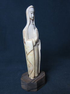 Ivory Madonna - Colonial Mission item - Kasai, D. R. Congo