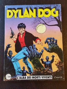 Dylan Dog - a sequence from no. 1 to no. 30 - first edition