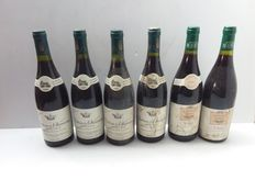 1999 Volnay - Antonin Rodet x 2bottles and 1990 Mercurey - Chateau de Chamirey x 4bottles.