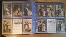 "Album with 196 pieces - With unique series ""Opera -Music - Composers - Music sheets"" - the album contains only wonderful ""Series Cards"" and they are almost all in ""perfect condition"""