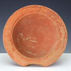 Roman bowl in red terra sigillata - 122 mm