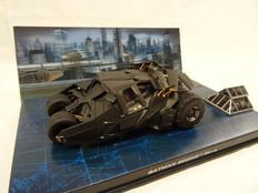 Batman Begins - Altaya/Eaglemoss - Scale 1/43 - Batman Begins The Movie 2005