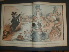 Satire; L'Assiette au Beurre - 15 issues - 1901 / 1903