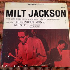 Milt Jackson and the Thelonius Monk Quintet + Art Blakey & The Jazz Messengers- Free for all