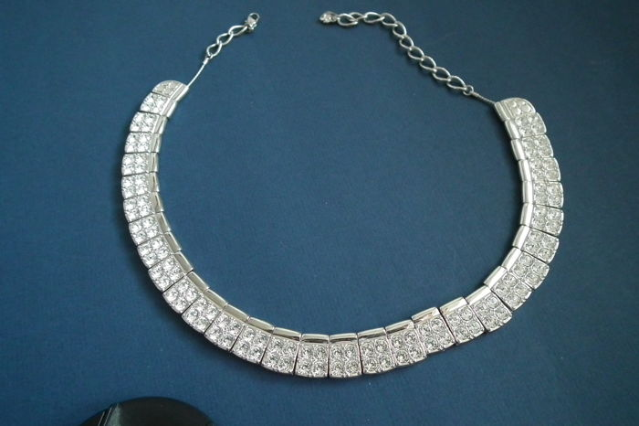 Swarovski - exclusive necklace