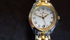 Maurice Lacroix women's watch Classic date  steel/gold-plated