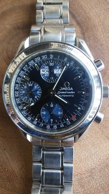 "Omega - speedmaster -  men""s watch - ref 58458674"
